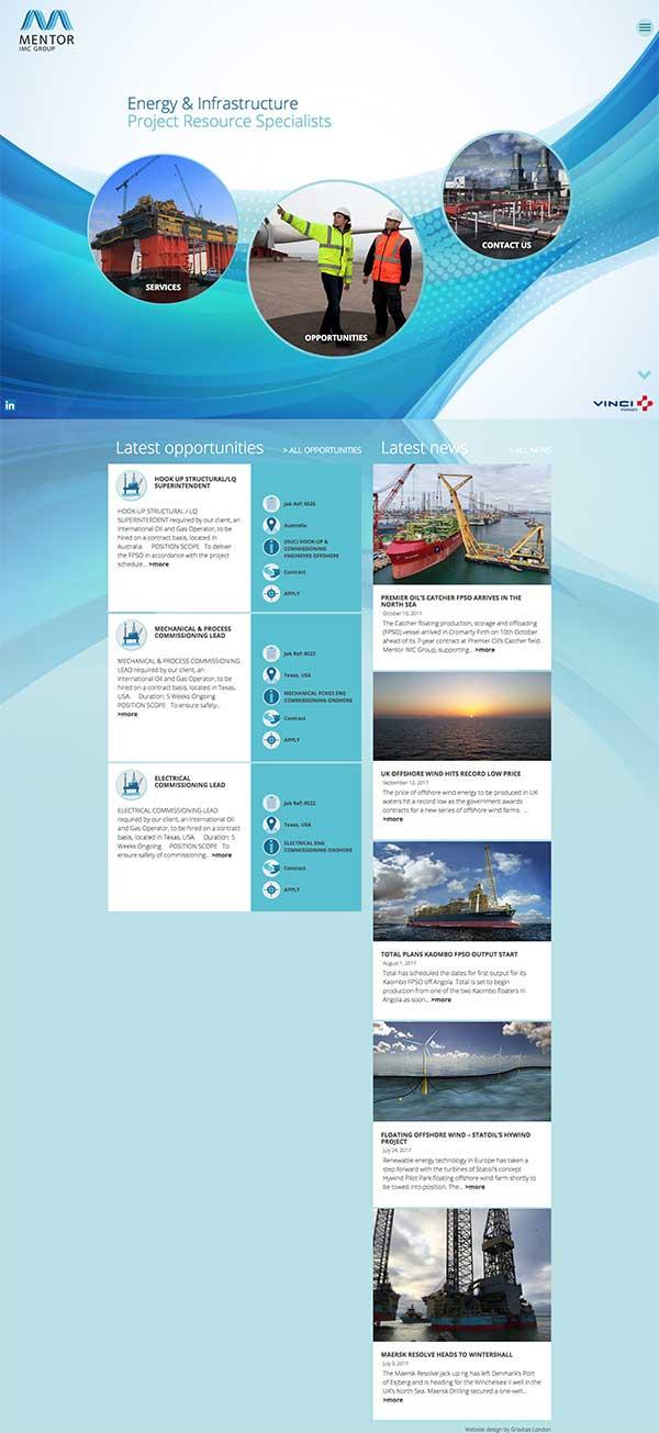 Mentor-IMC-Group-website